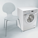 Lave linge compact candy